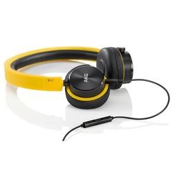 AKG 爱科技 Y40 头戴式耳机 黄色/蓝色