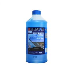 Bluestar  蓝星冬季防冻车用玻璃水-30℃ 2L