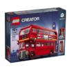 23日0-2点:LEGO 乐高 Creator 创意百变系列 10258 伦敦巴士 799元(需用券)