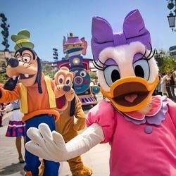 上海迪士尼新春限时优惠