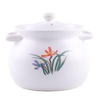 泥火匠 陶瓷焖烧煲 4800ml *2件+凑单品