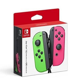 Nintendo 任天堂 Switch Joy-Con 无线游戏手柄 (粉绿)1对