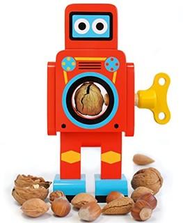 SUCK UK 机器人造型坚果开核器