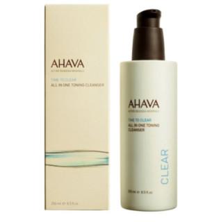 AHAVA 深层清洁保湿 多效洁面乳 250ml