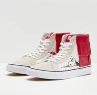 VANS 范斯 X Peanuts UA SK8-Hi 中性款板鞋