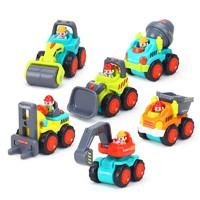 Huile TOY'S 汇乐玩具 305A 惯性迷你口袋汽车模型套装 *6件