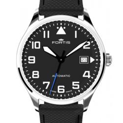 FORTIS 富利斯 Pilot Classic 902.20.41LP.10 男士机械腕表