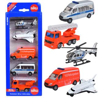 SIKU 仕高 汽车模型 货车礼品装SKUC6282+凑单品