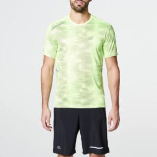 DECATHLON 迪卡侬 KALENJI RUN DRY+ 男士速干短袖T恤