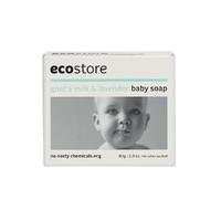 Ecostore 天然婴儿羊奶皂 80克 * 6个装