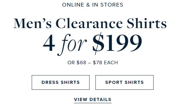 Brooks Brothers 男女鞋包、配饰、衬衫等 春季促销
