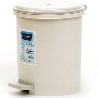 京东PLUS会员 : EDO 依帝欧 TH2019 脚踏式垃圾桶 *3件