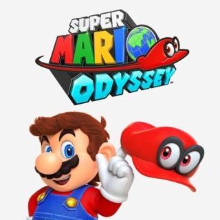 《超级马里奥:奥德赛》 Nintendo Switch 游戏
