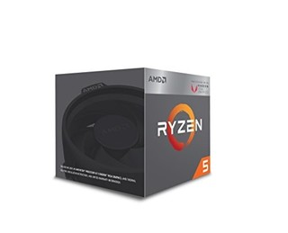 AMD 锐龙 Ryzen 5 2400G APU处理器