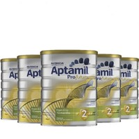 Aptamil 爱他美 Profutura 铂金版 婴儿奶粉 2段 900g*6罐