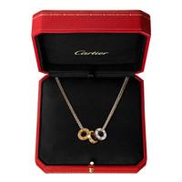 Cartier 卡地亚 LOVE B7219700 精致镶钻女士项链