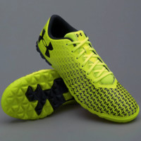 UNDER ARMOUR 安德玛 Clutchfit Force 3.0 TF 男款碎钉足球鞋