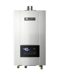 NORITZ 能率 GQ-13E4AFEX 高端燃气热水器 13升(水量伺服器)