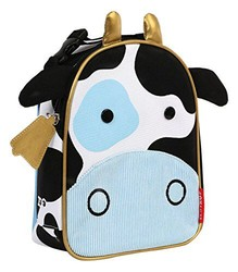 SKIP HOP 可爱动物园保温餐袋 牛牛SH212123 *3件