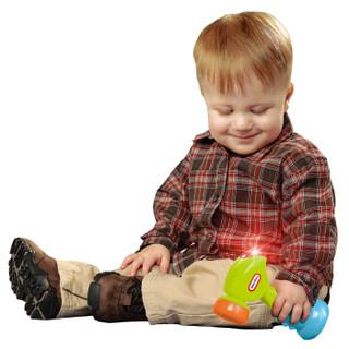 小泰克(little tikes)益智玩具 宝宝手摇铃 发现电子锤 627590M 6个月以上 美国品牌 *2件