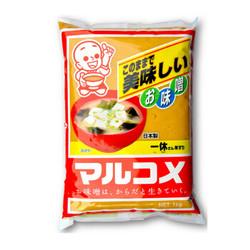 丸米 日本进口 丸米味噌(豆瓣酱)1000g/袋 *2件