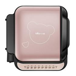 小熊(Bear)电饼铛 烙饼锅煎饼机煎烤机蛋糕机 多功能家用微电脑 双面加热悬浮烤盘DBC-B13A1
