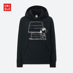 UNIQLO 优衣库 KAWS X PEANUTS 连帽运动衫