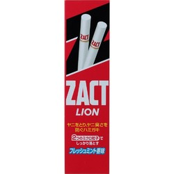 LION 狮王 zact 渍脱牙膏牙膏 150g