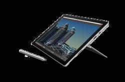 微软认证翻新 Surface Pro 4 中文版 酷睿 i5/4GB/128GB/银色(无键盘含笔)