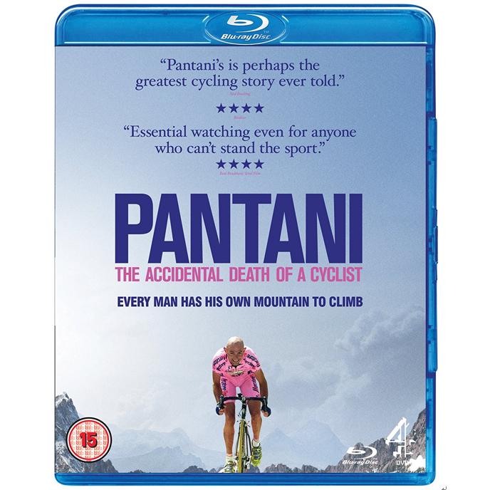 《Pantani: The Accidental Death Of A Cyclist 潘塔尼:一位车手的意外离世》 Blu-ray光碟