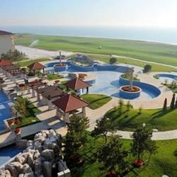 北戴河阿尔卡迪亚滨海度假酒店双人度假套餐(1晚住宿+早餐+温泉/滑雪)