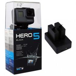 GoPro Hero5 Black 运动相机+2块电池+充电器