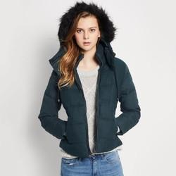 OLD NAVY 440515-3 女士含羊毛连帽外套