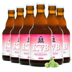 Keizerrijk 布雷帝国 玫瑰色 精酿啤酒 330ml*6瓶 *2件
