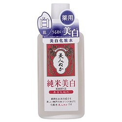 美人ぬか 純米美白化粧水 (医薬部外品) 130mL