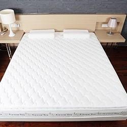 送两个雪花枕Nittaya妮泰雅 泰国原装居家25CM厚乳胶弹簧一体床垫