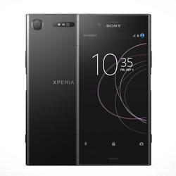 SONY 索尼 Xperia XZ1 4GB+64GB版 智能手机 墨黑
