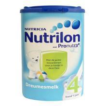 Nutrilon 荷兰牛栏 婴幼儿奶粉4段 1-2岁 800g 纸罐