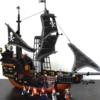 GUDI 古迪 积木拼装玩具船 黑珍珠号 78元