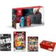 Nintendo 任天堂 Switch Joy-Con 手柄(L)蓝/(R)红+口袋妖怪格斗DX+口袋妖怪铁拳虎卷礼盒(大)液晶膜+贴纸 ¥2260.79+¥940含税直邮(到手约¥3201)
