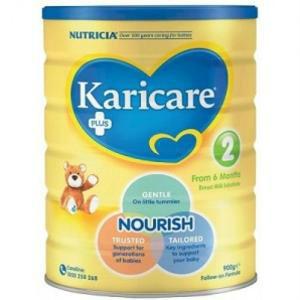 Karicare 可瑞康 婴幼儿配方奶粉 2段 900g 澳币19.99(约106元)