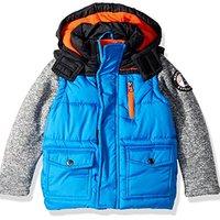 凑单品、限3T : 防风雨 男孩外套夹克