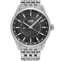 ORIS 豪利时 Artix Pointer Moon 01761769140540782180 男士机械腕表