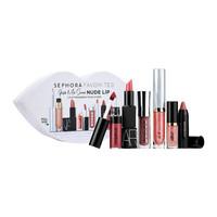 Sephora 丝芙兰 Give Me Some Nude Lip 冬季款 裸色系限量口红套装
