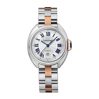 Cartier 卡地亚 Clé de Cartier系列 W2CL0004 时尚女士腕表 31mm