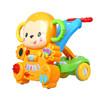 澳贝 小猴学步车 学步踏行二合一可调速趣味游戏 463329DS 199元