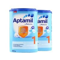 Aptamil 爱他美1段奶粉 800g 2罐装