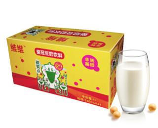维维 皇冠系列豆奶 儿童装 125ml*36盒