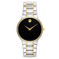 Movado 摩凡陀 Serio 系列 0606901 男士极简时装手表