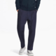 UNIQLO 优衣库 401876 宽腿单褶 男士牛仔长裤 79元